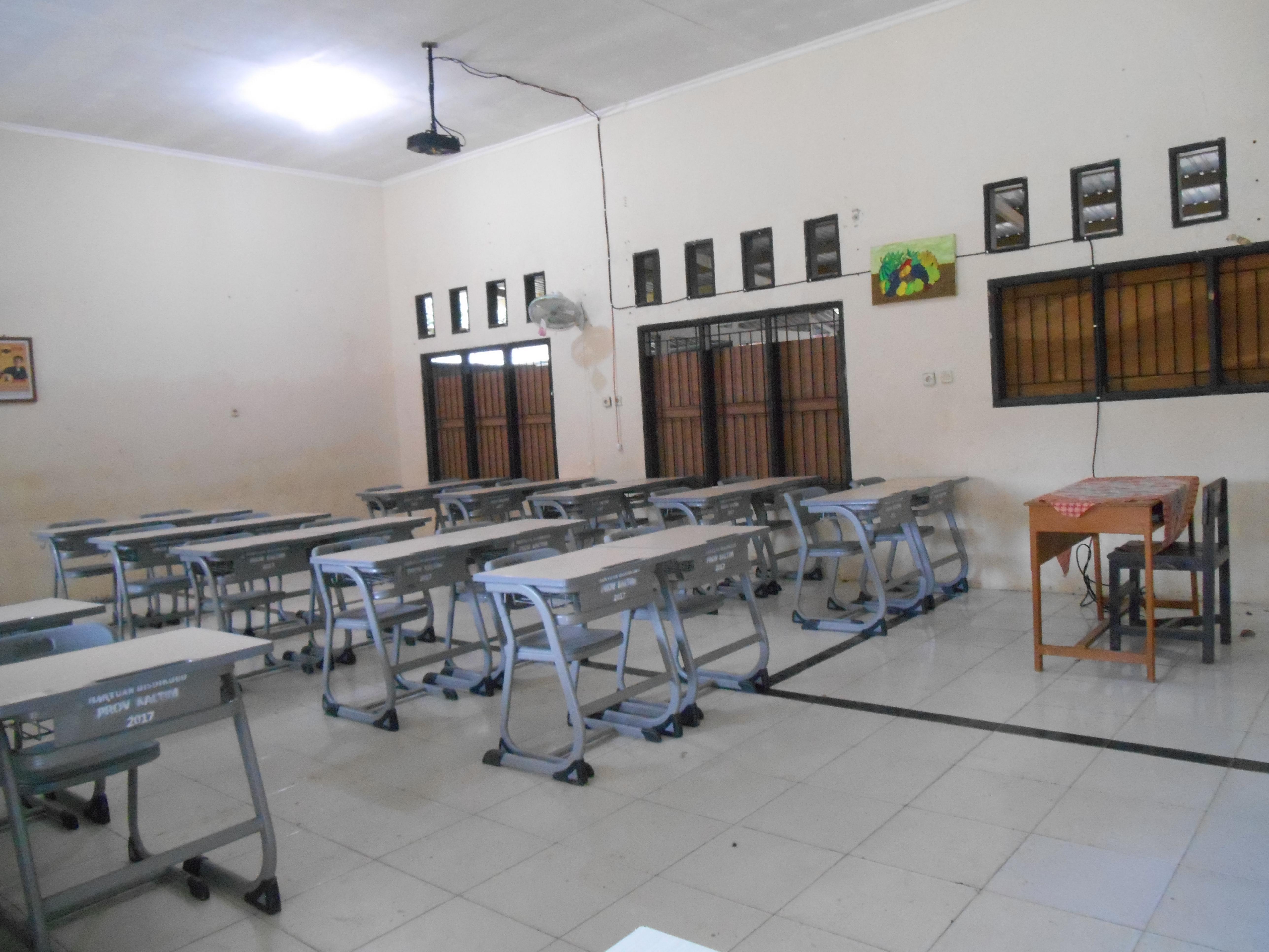 Ruang belajar siswa