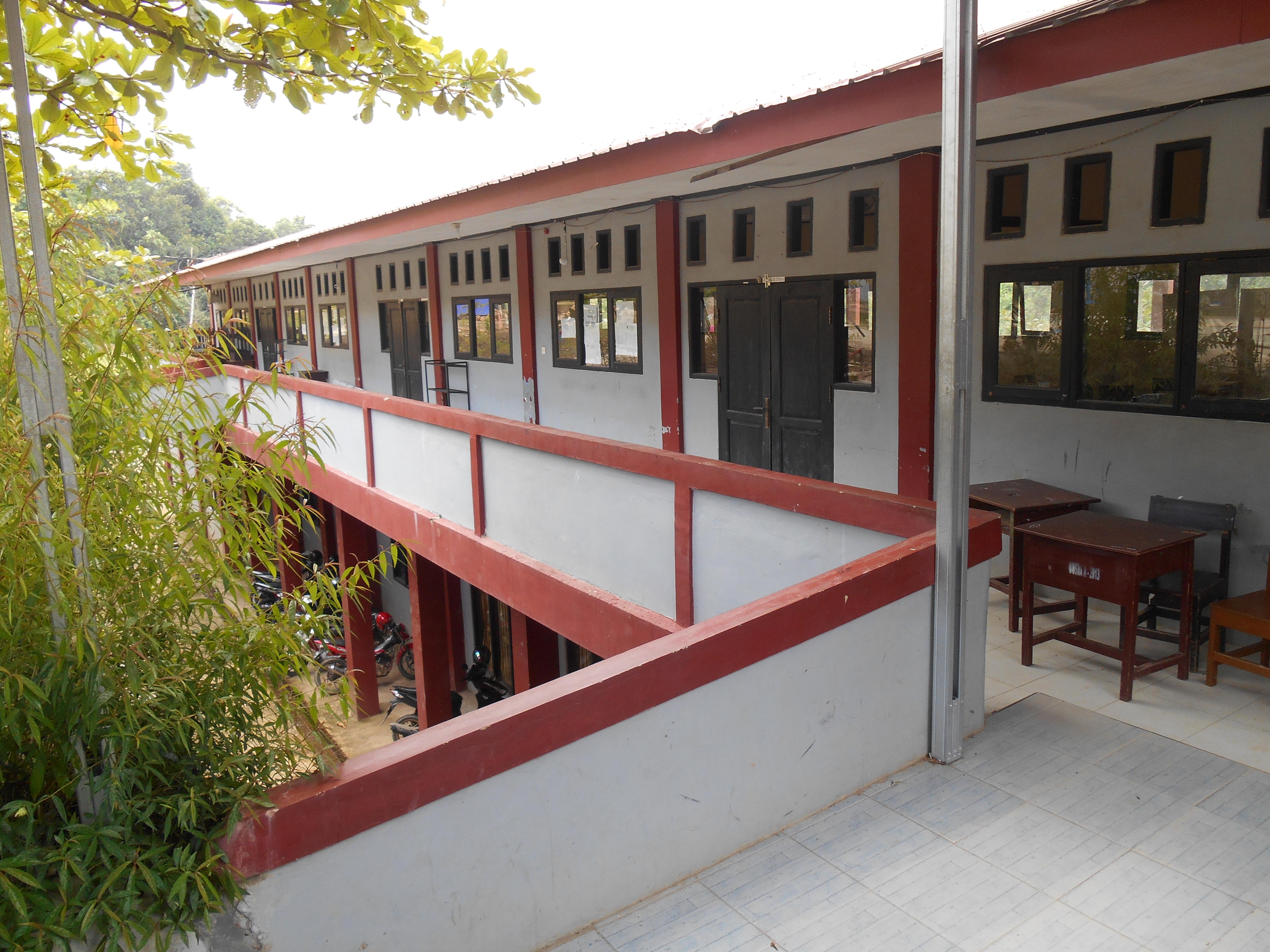 Gedung B SMKN 19 Samarinda