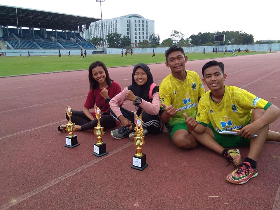 Sang Pemenang Dari SMKN 19 Samarinda