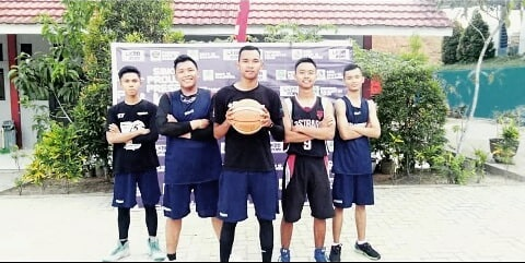Team Basket Putra SMKN 19 SMD