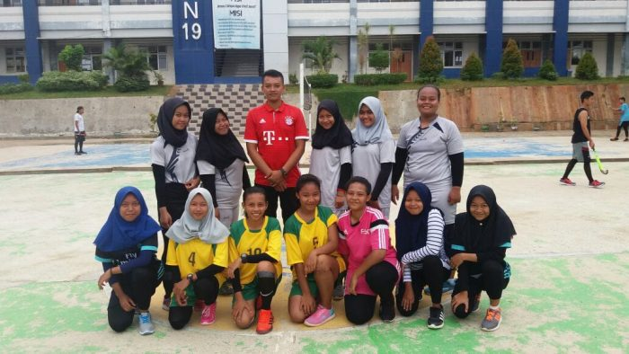 Team Hockey Putri 19
