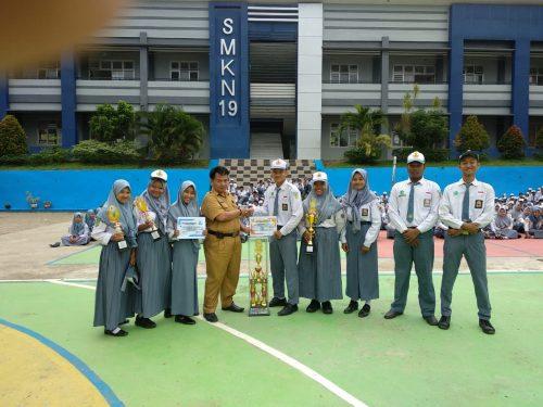 Piala Bergilir Tingkat SMA/SMK/MA (Adi Setyadi)