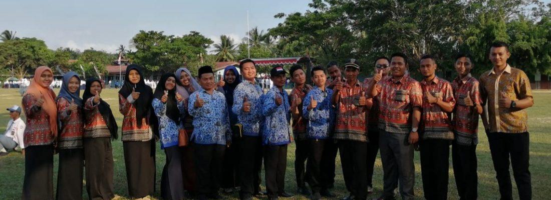 17 Agustus 2019 di lapangan Kecamatan Palaran