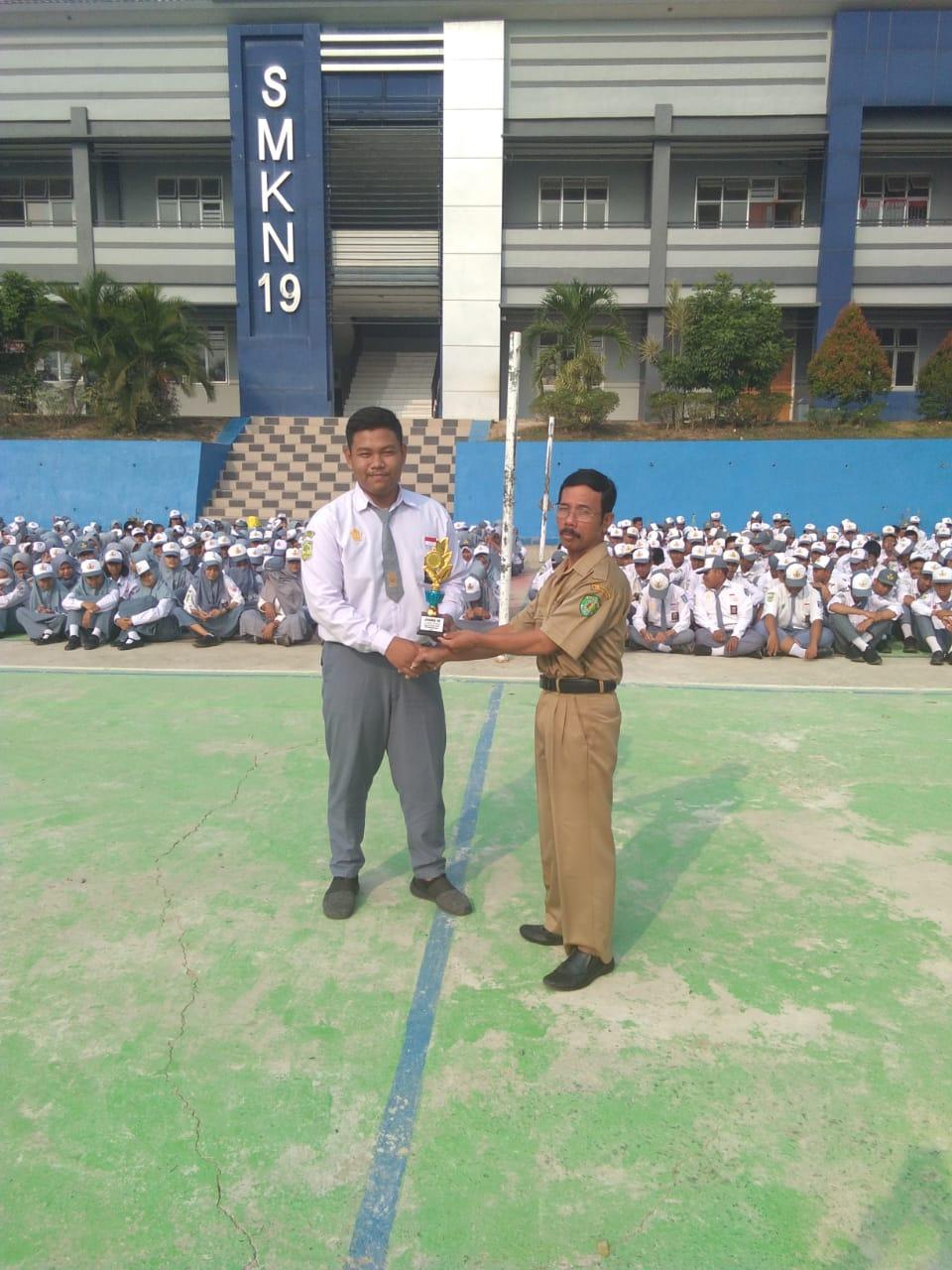 Andika dan Pak Subali, M.Pd