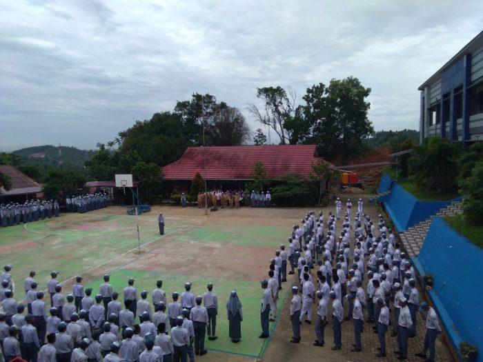 Juara, Juara, dan Juara Awal Tahun yang Baik SMKN 19 Samarinda