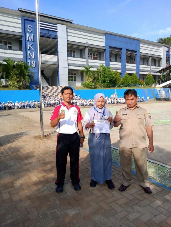 Lomba Karate tingkat Provinsi