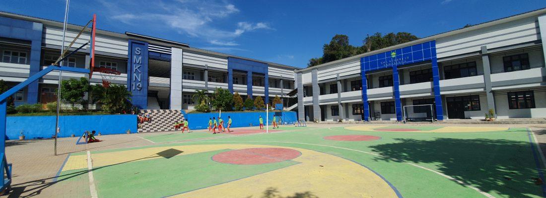 Gedung Baru Makin Memantabkan Fasilitas Belajar Mengajar